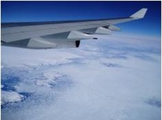 PP Briggs airplane wing